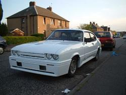 stomperdude 1979 Ford Capri