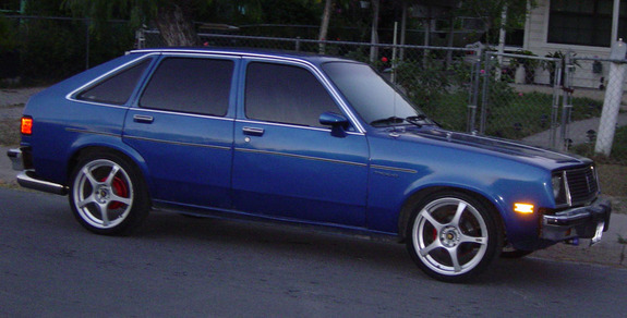 Shin_SCDL 1981 Chevrolet Chevette Specs, Photos, Modification Info at CarDomain