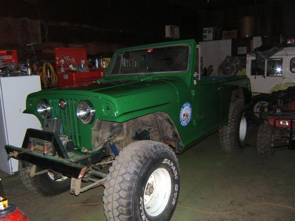 Another canyoncrawler 1967 Jeep Commando post... - 6059204