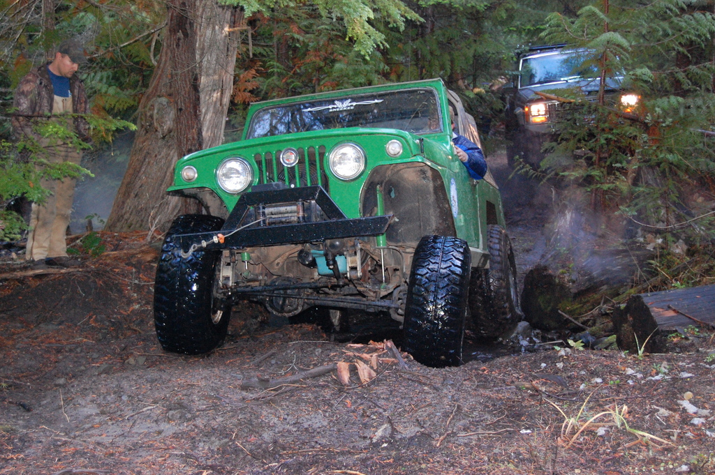 Another canyoncrawler 1967 Jeep Commando post... - 6059213