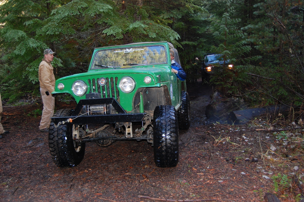 Another canyoncrawler 1967 Jeep Commando post... - 6059214