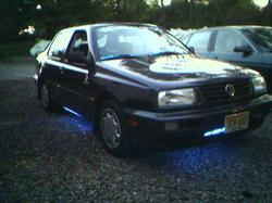 Venjettas 1996 Volkswagen Jetta