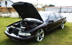 214Texass 1995 Chevrolet Impala