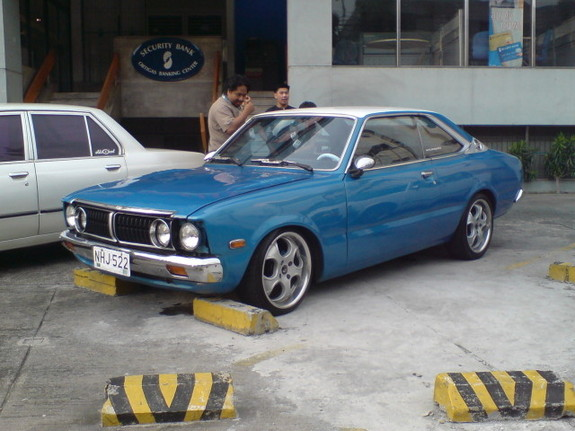Machmachine 1977 Toyota Corona Specs  Photos  Modification
