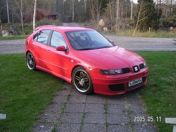lillen eklund 2002 seat leon specs photos modification info at cardomain. Black Bedroom Furniture Sets. Home Design Ideas
