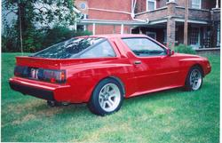 MoparBrat 1986 Plymouth Conquest