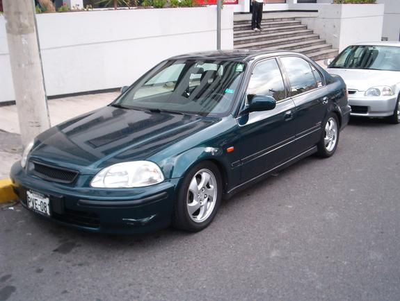 Beautiful Felipe_vti 1998 Honda Civic