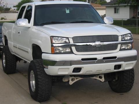 2003 White Chevy Silverado >> 96forged281 2003 Chevrolet Silverado 1500 Regular Cab Specs Photos