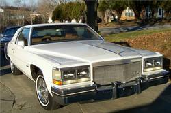 Benzillas 1983 Cadillac DeVille