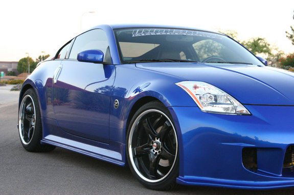 Silas350z 2005 Nissan 350z Specs Photos Modification
