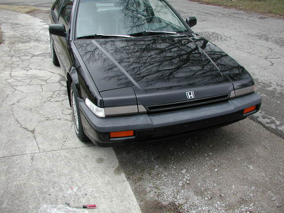 Boxysquared 1986 Honda Accord