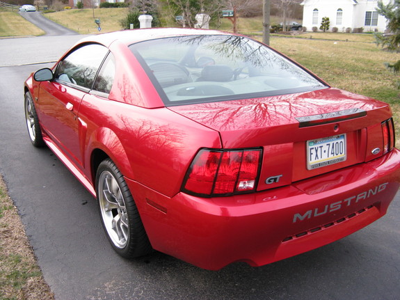 Another Flghtmstr1 2001 Ford Mustang post... - 6084784