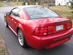 828479 2001 Ford Mustang
