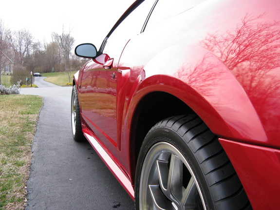 Another Flghtmstr1 2001 Ford Mustang post... - 6084785