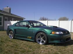 Saleen975s 2000 Saleen Mustang