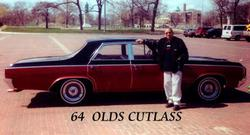 1964love 1964 Oldsmobile Cutlass