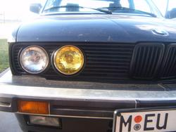 Joesnuffy 1988 BMW 5 Series