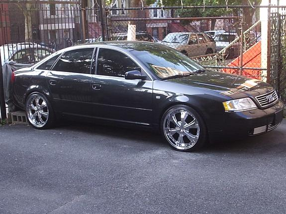 Audija6 1999 Audi A6 Specs  Photos  Modification Info At
