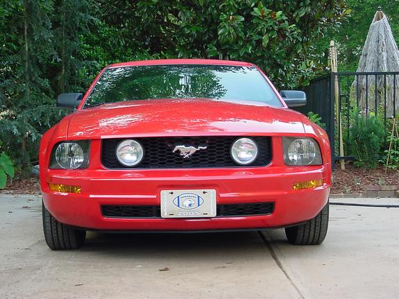 robotguy's 2005 Ford Mustang