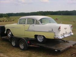 jakeweemans 1955 Chevrolet Bel Air