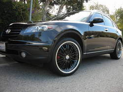 infinitifxs 2005 Infiniti FX