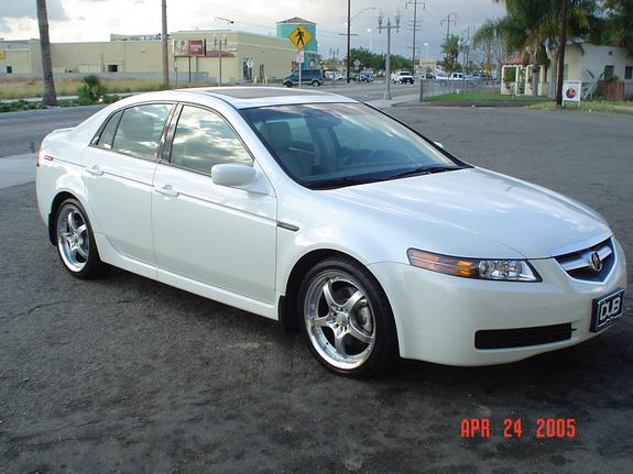 jamesarah777 39 s 2005 acura tl in san bernardino ca. Black Bedroom Furniture Sets. Home Design Ideas