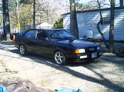 Chris81485s 1986 Audi Coupe