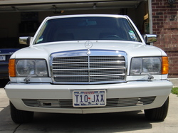 twaltons 1991 Mercedes-Benz S-Class