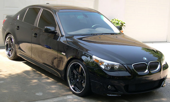 sinisterj 2005 bmw 5 series specs photos modification info at cardomain. Black Bedroom Furniture Sets. Home Design Ideas