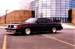 race_city_salons 1987 Oldsmobile Cutlass