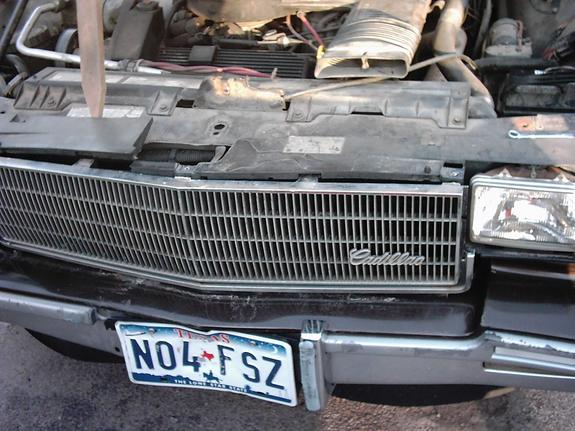 Another Coffee_Cream 1986 Cadillac DeVille post... - 6116070