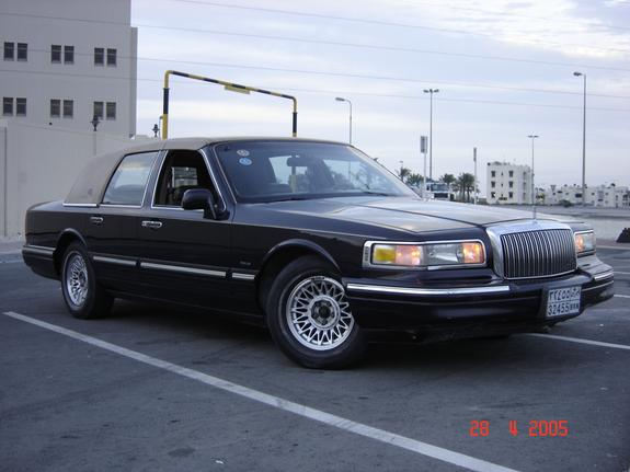 big boss 96 39 s 1996 lincoln town car in isa town un. Black Bedroom Furniture Sets. Home Design Ideas