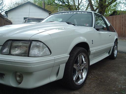 8yurzoh6 1988 Ford Mustang