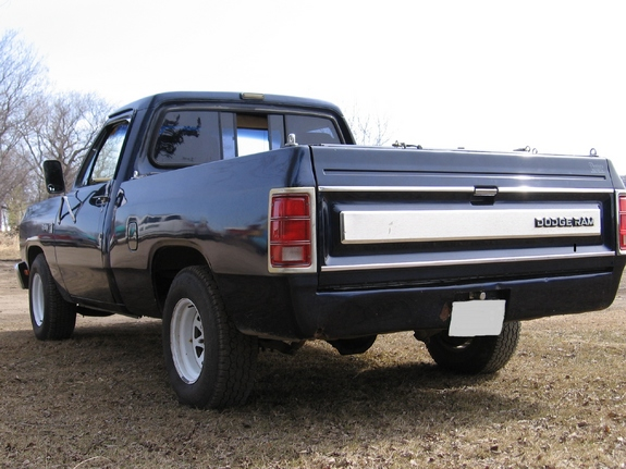 87dodgeshorty's 1987 Dodge D150 Club Cab