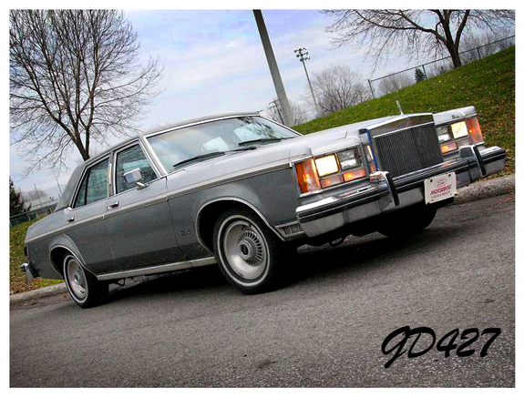 gd427 1977 Lincoln LS