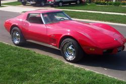 Corvette Stingray 1975 on 1975 Chevrolet Corvette Shady3109 75 Corvette For Sale Detroit Mi