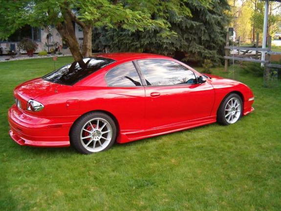 Fire Power 1996 Pontiac Sunfire Specs  Photos