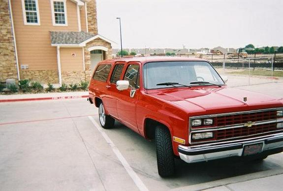 Another DALTEX78 1990 Chevrolet Suburban 1500 post... - 6131212