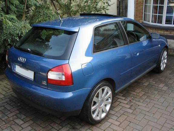 Mickvdt 2001 Audi A3 Specs Photos Modification Info At