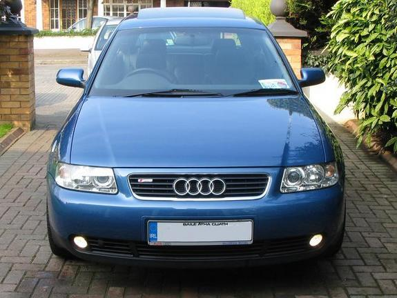 Audi A3 Exterior Mods >> mickvdt 2001 Audi A3 Specs, Photos, Modification Info at CarDomain