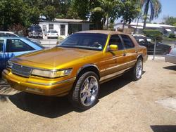 carguys25 1993 Ford Crown Victoria