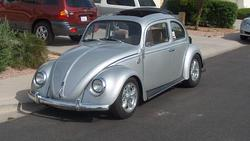 63vwRags 1963 Volkswagen Beetle