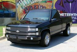 833943 1989 Chevrolet Silverado 1500 Regular Cab