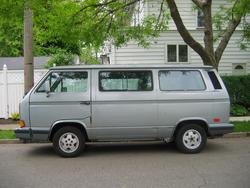 superslowsanchezs 1987 Volkswagen Vanagon