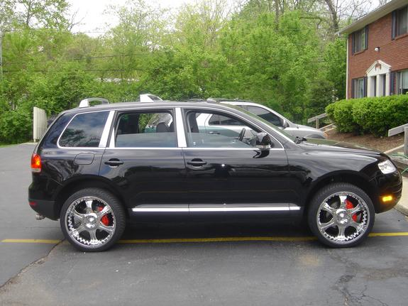 Another asymu12 2005 Volkswagen Touareg post... - 6135403