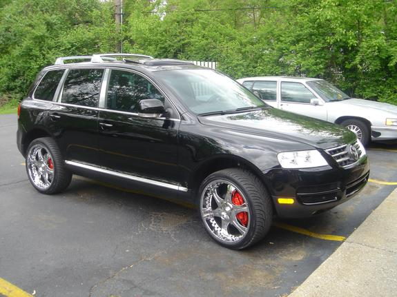 Another asymu12 2005 Volkswagen Touareg post... - 6135404