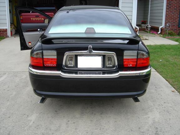Another NOTURLS 2000 Lincoln LS post... - 6136877