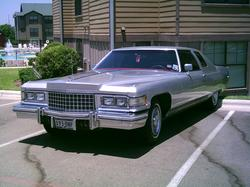 MulishaPunks 1976 Cadillac DeVille