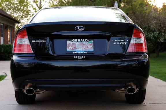 Another gfxdave99 2005 Subaru Legacy post... - 6140193