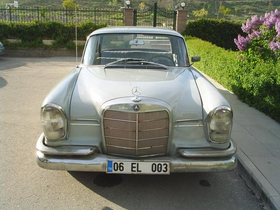 Another mamatiburak 1964 Mercedes-Benz S-Class post... - 6141025